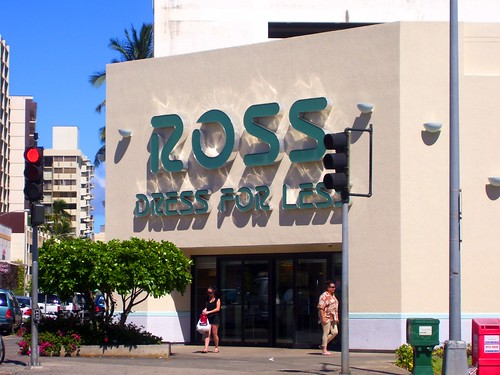 Ross Dress For Less - Keeaumoku Street branch