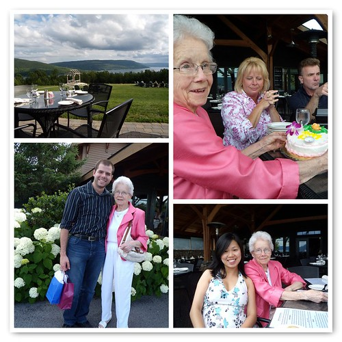 Grandma's Birthday@Bristol Harbour Lodge