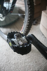 New Shimano Pedals