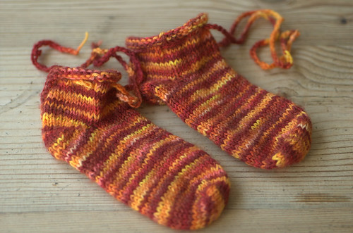 mini fiery socks