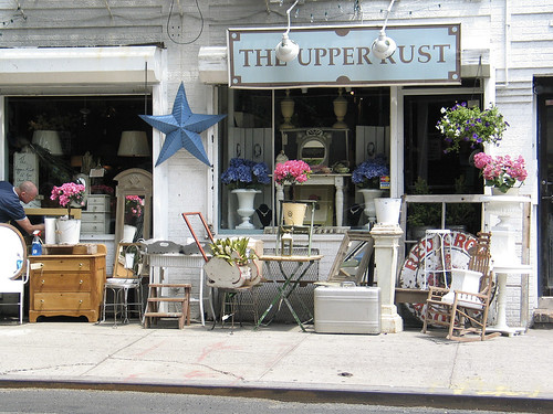The Upper Rust, East Village