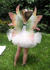 Fairies and Bubbles (On Gossamer Wings) Tags: wedding costume wings handmade unique wing recital fairy flowergirl custom gossamer making faerie on fairywings faeriewings photographyprop faerywings ongossamerwings childrensfairywings cotumefairywings