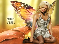 brit mariposa (BETHGON blends) Tags: princess spears pop princesa britney blend bethgon