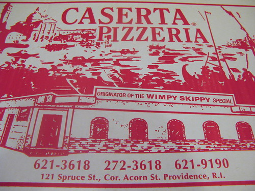 Caserta Pizzeria, Providence RI by you.