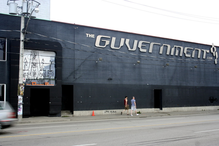The Guvernment
