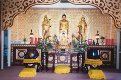 San Diego Buddhist Association-Hsi Fang Temple (2006)