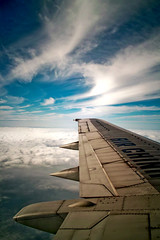 Somewhere over the cloud (GhPark) Tags: