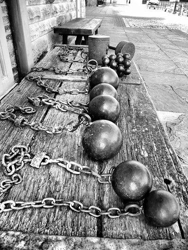 Balls and Chains
