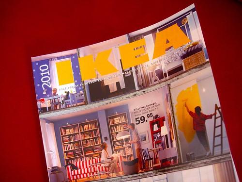IKEA Katalog-Cover 2010