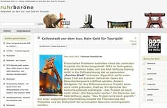 Ruhrbarone: Kellerstadt vor dem Aus