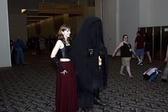 Nazgul (pulidoa) Tags: costume gencon lordoftherings nazgul gencon2009