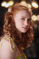 Deborah Ann Woll - True Blood Halloween Costume