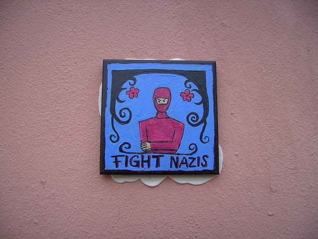 fight nazis kachel