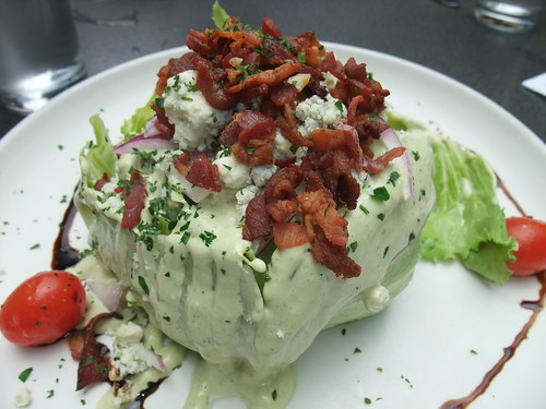 Baby Wedge Salad at Basi Italia