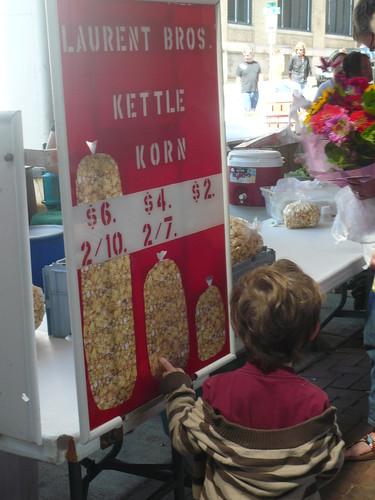 Kettle Corn 1