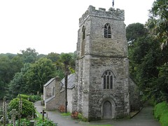 St. Just in Roseland Church