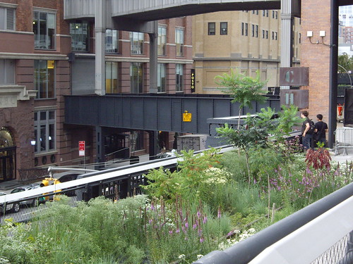 The High Line, New York, NY