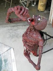 Zac's Fountian Zombie
