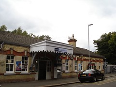 Picture of Elmstead Woods Station