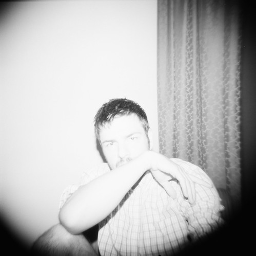 Holga Self Portrait Tuesday