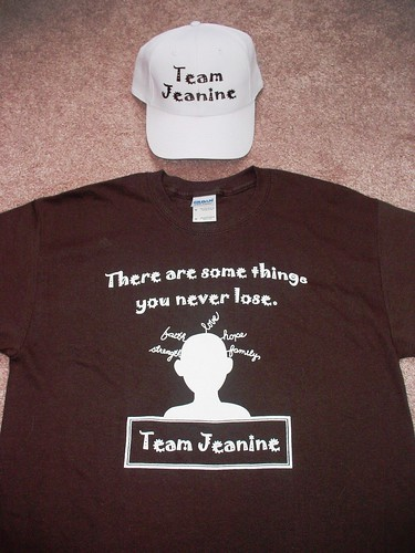 Team Jeanine Uniform