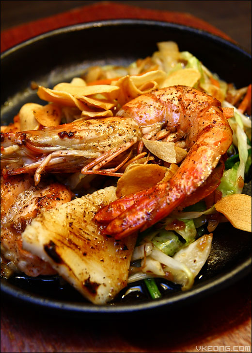 teppan-yaki-seafood