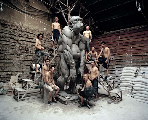 grote aap