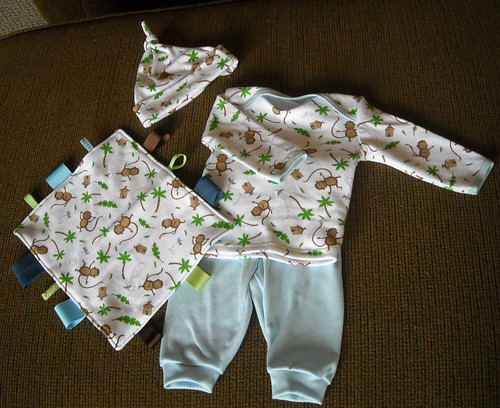 Sew Inspired Baby Gift