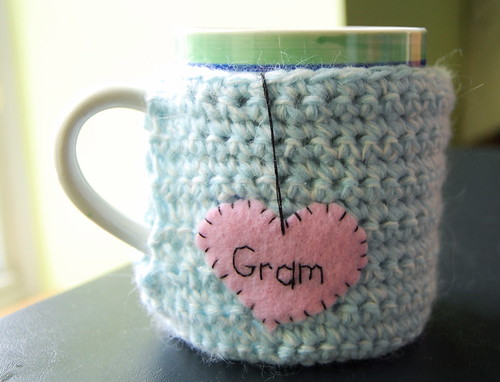 Custom Tea Mug Cozy