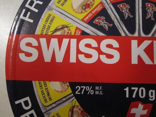 Swiss Knight cheese
