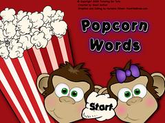Popcord Words