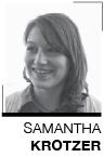 samantha krotzer