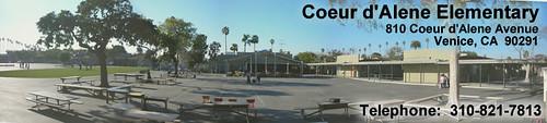 Coeur d'Alene Elementary School Venice