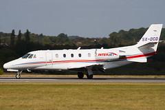 SX-DCD - Interjet - Cessna 560XL Citation XLS - Luton - 090925 - Steven Gray - IMG_9566