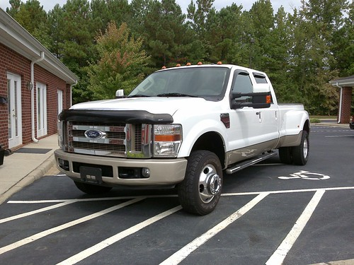 Ford F350 King Ranch Dually. #39;08 Ford F350 King Ranch