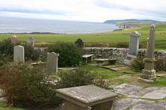 Clan Gunn Museum Graveyard