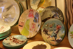 decoupage plates john derian company inc (cherrypatter) Tags: nyc newyorkcity house eastvillage newyork home beautiful manhattan creative gifts plates treasures coasters platters decoupage accessible affordable paperweights inventive derian east2ndstreet johnderian