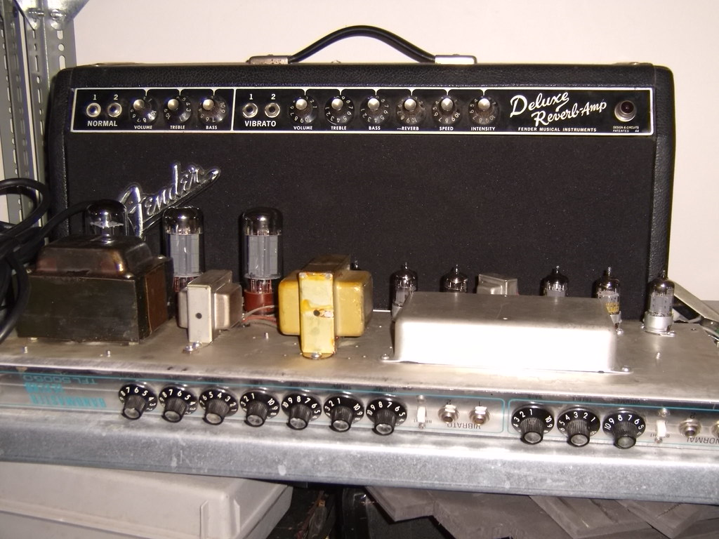 The Worlds Best Photos By Pearson Amplification Flickr Hive Mind This Picture Is A Preview Of Gibson Ga20rvt Amplifier Schematic Mid 60s Blackface Deluxe Reverb And Silverface Bandmaster Tags