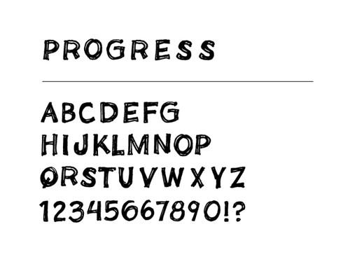 Rohde Sketchnote Font (Teaser)