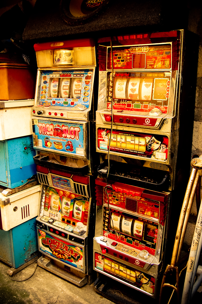 eleco taco slot machine