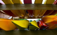 (Kathy~) Tags: boats colorful kayak michigan annarbor class fc galluppark herowinner