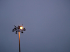 cyclops (schemacoma) Tags: dusk cyclops lightpole schemacoma