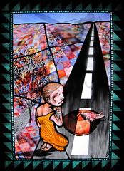 Resurwreckage, 2001 by Judith Schaecter.