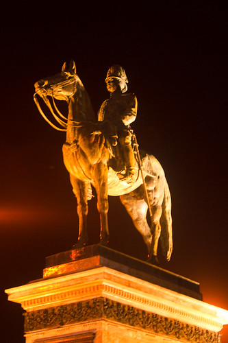 King Chulalongkorn Statue