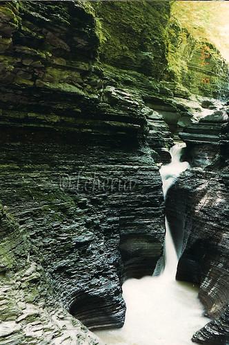 Watkins Glen State Park - Pluto Falls