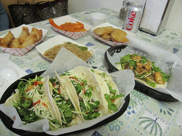 hankook taqueria - tacos