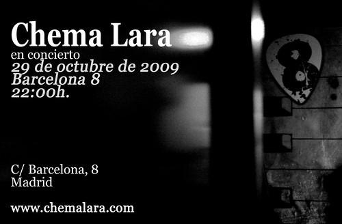 "Chema Lara en ""Barcelona 8"""