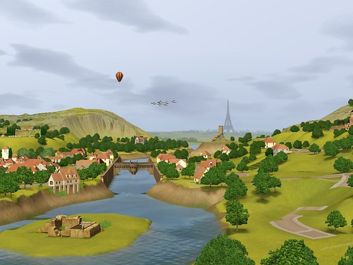 """Los Sims 3: """"Trotamundos"""" , Nuevas Imagenes 4056385239_f1cf61285c"""