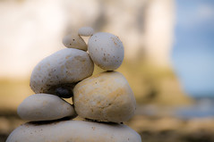 Built of Rocks (Throwgnilloh Lien) Tags: friends rocks strength