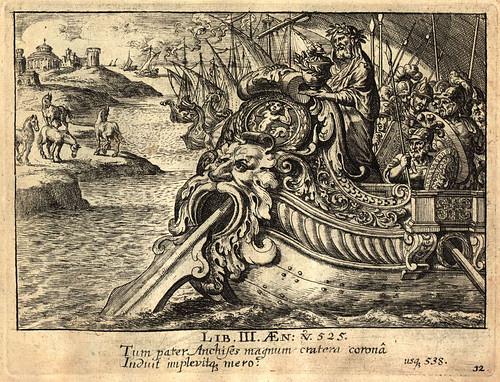 014-Vergilius Maro, Publius- Erneuertes Gedächtnüs Römischer Tapferkeit….1688-©Bayerische Staatsbibliothek